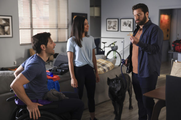 A Million Little Things TV show on ABC: canceled or renewed for season 5?