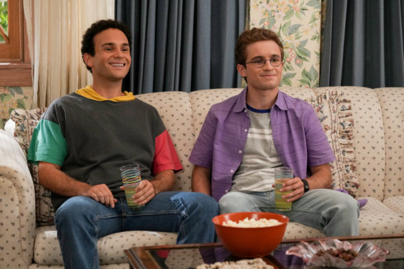 The Goldbergs TV show on ABC: canceled or renewed for season 10?