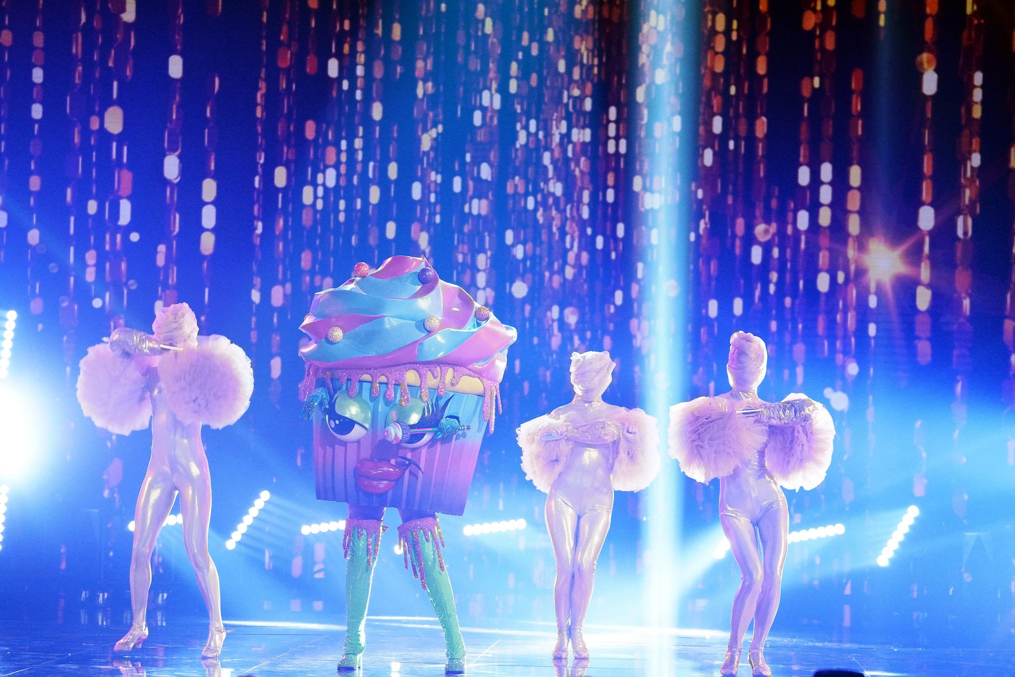 Cupcake in The Masked Singer